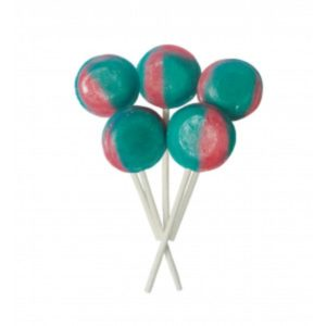 Candy Floss Joseph Dobson Mega Lollipop Retro Sweets