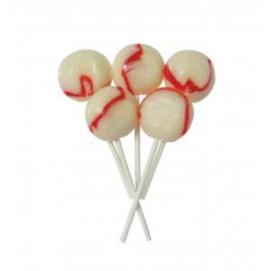 Raspberry Ripple Joseph Dobson Mega Lollipop Retro Sweets