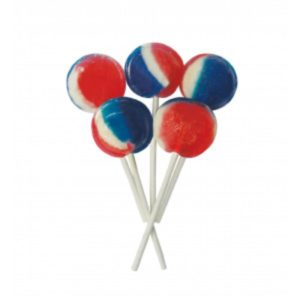 Great British Joseph Dobson Mega Lollipop Retro Sweets