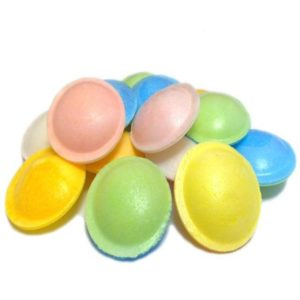 Flying Saucers Retro Sweets