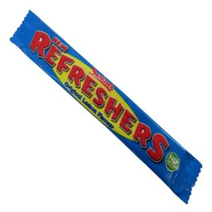 Swizzels Original Lemon Refreshers Chew Bar Retro Sweets