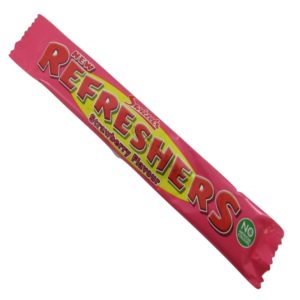 Swizzels Strawberry Refreshers Chew Bar Retro Sweets