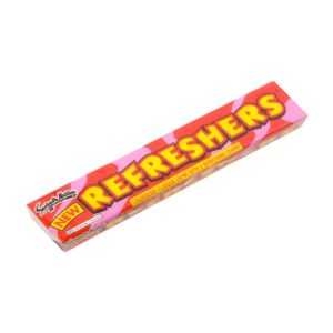 Swizzels Strawberry Refreshers Stick Pack Retro Sweetss