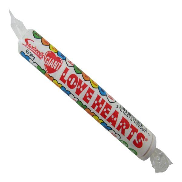 Swizzels Giant Love Hearts Retro Sweets