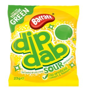 Sour Apple Barratt Dip Dab Retro Sweets