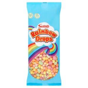 Swizzels Rainbow Drops Retro Sweets