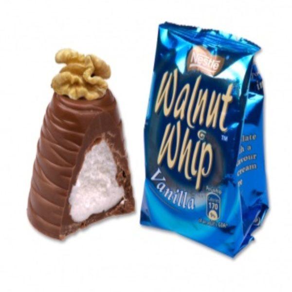 Chocolate Walnut Whip Retro Sweets