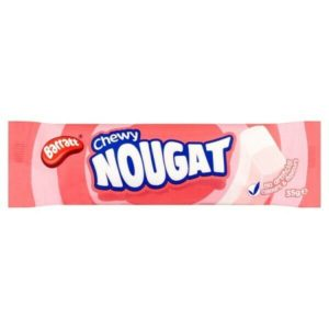 Barratt Chewy Nougat Bar Retro Sweets