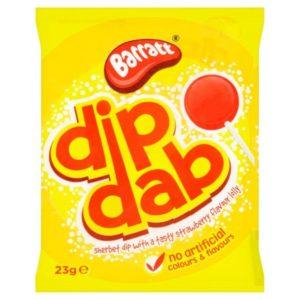 Barratt Sherbet Dip Dab Retro Sweets