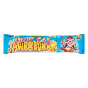 ZED Candy Tropical Jawbreakers Retro Sweets