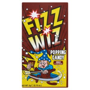 Cola Fizz Wiz Popping Candy Retro Sweets