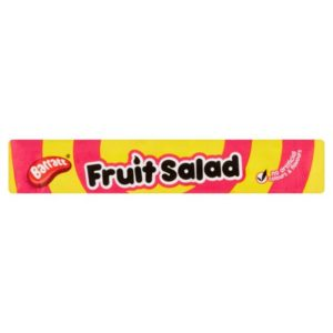 Barrat Fruit Salad Stick Pack Retro Sweets