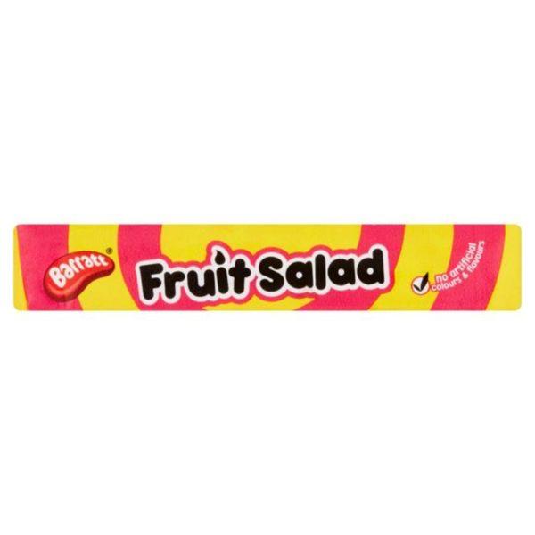 Barrat Fruit Salad Stick Pack Retro Sweets