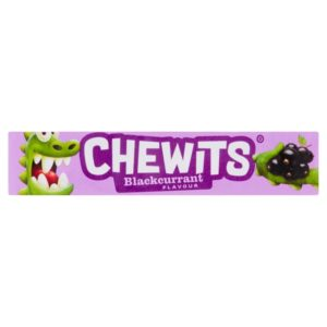 Blackcurrant Chewits Retro Sweets
