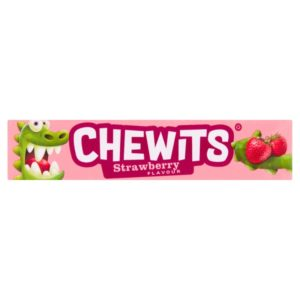 Strawberry Chewits Retro Sweets