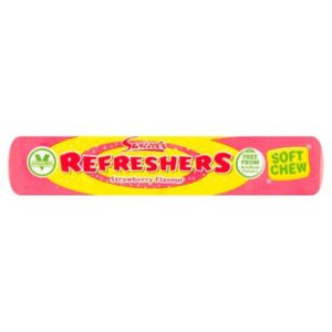 Swizzels Strawberry Refreshers Stick Pack Retro Sweets