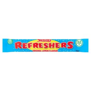 Swizzels Lemon Refreshers Chew Bar Retro Sweets