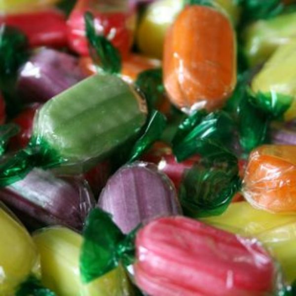 Fruit Sherbets Retro Sweets