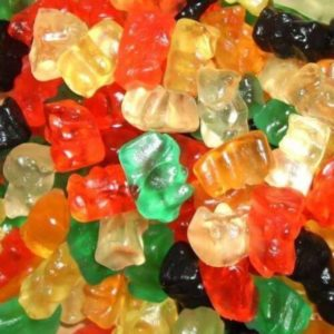 Sugar Free Gummy Bears Retro Sweets