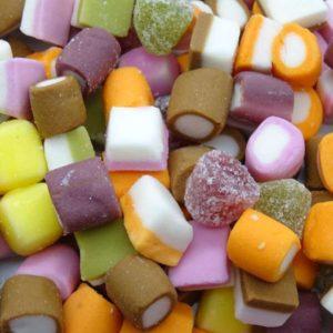 Dolly Mixture Retro Sweets