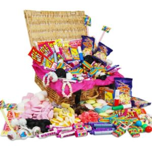 Retro Sweet Hampers