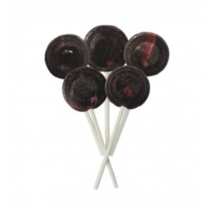 Grape Joseph Dobson Mega Lollipop Retro Sweets