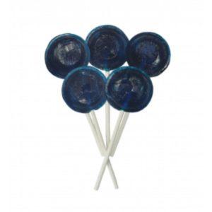 Blueberry Joseph Dobson Mega Lollipop Retro Sweets