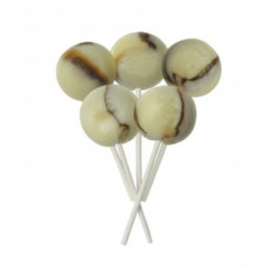 Salted Caramel Joseph Dobson Mega Lollipop Retro Sweets
