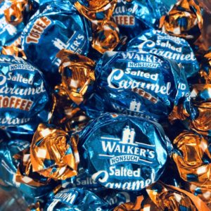 Walkers Nonsuch Salted Caramel Toffee Retro Sweets