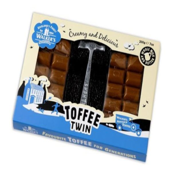 Walkers Nonsuch Creamy Toffee Duo Hammer Pack