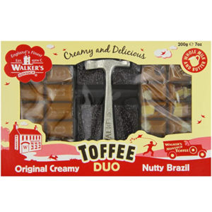Walkers Nonsuch Duo Toffee Hammer Pack