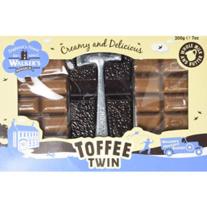 Walkers Nonsuch Creamy Toffee Duo Hammer Pack Retro Sweets