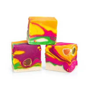 Jelly Bean Fruit Blast Fudge Retro Sweets