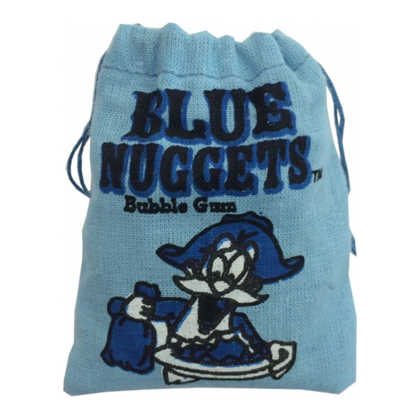 Blue Gum Nuggets Retro Sweets