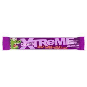 Tutti Frutti Chewits Xtreme Retro Sweets