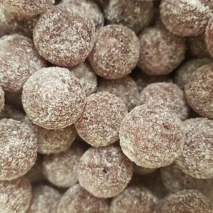 Barnetts Mega Sour Zombie Bombz Retro Sweets