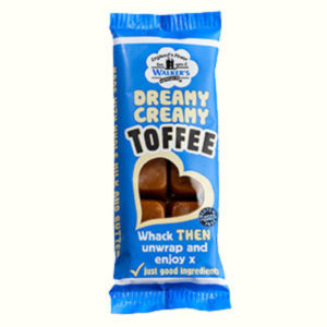 Walkers Nonsuch Dreamy Creamy Toffee Bar Retro Sweets