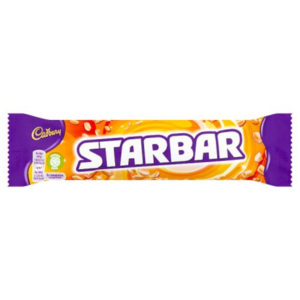 Cadburys Starbar Chocolate Bar Retro Sweets