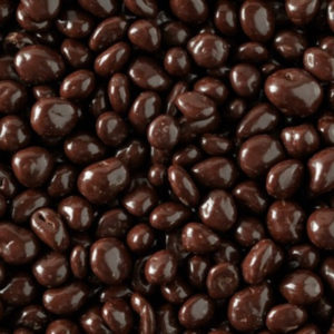 Dark Chocolate Covered Cranberries Retro Sweets