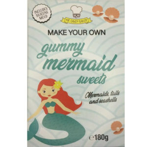 Make Your Own Gummy Mermaids Kit Christmas Sweets