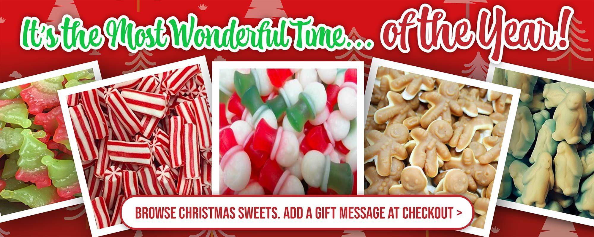 Browse Christmas Sweets
