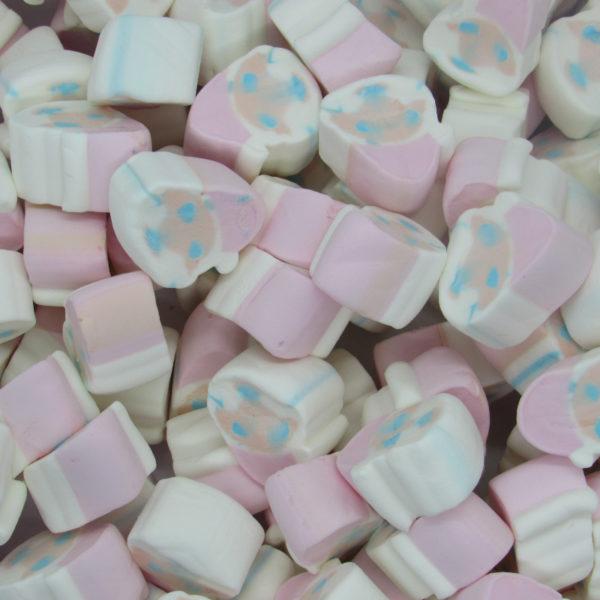 Father Christmas Marshmallows Christmas Sweets