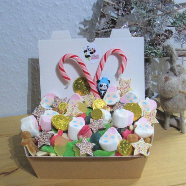 Christmas Pick N Mix Sweet Box Christmas Sweets
