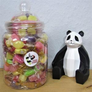 Large Boiled Sweet Jar Retro Sweets