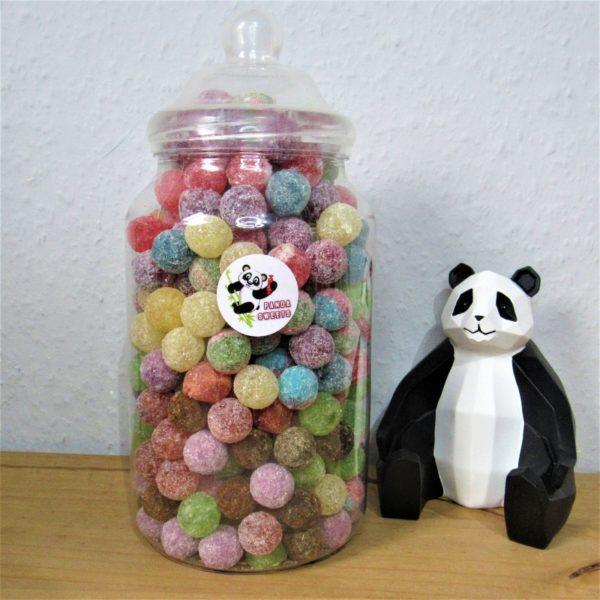 Extra Large Barnetts Mega Sour Sweet Jar Retro Sweets