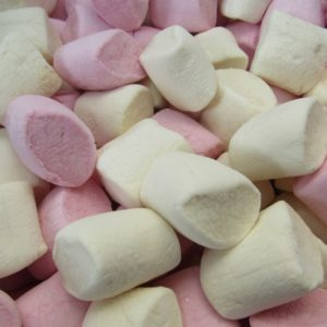 Vegan Marshmallows Retro Sweets