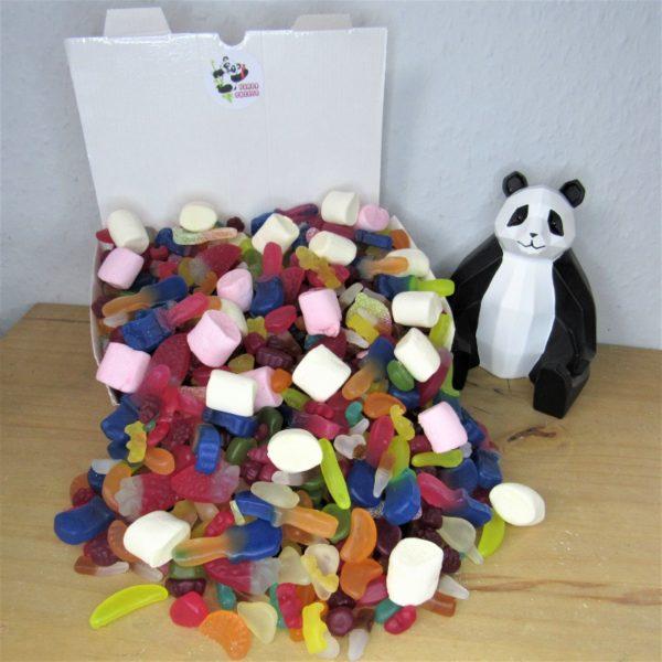 Vegan Pick N Mix Box Retro Sweets