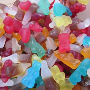 Vegan Fizzy Jelly Mix Retro Sweets