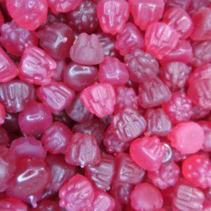 Vegan Jelly Berries Retro Sweets