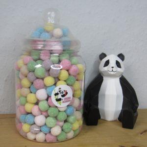 Large Bon Bons Retro Sweet Jar
